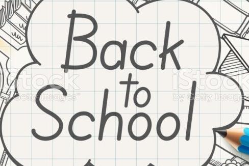 Back to school concept doodles. Vector illustration.